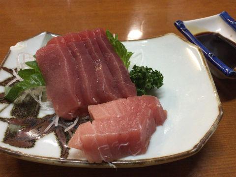 阪急中津のいこい食堂 まぐろ
