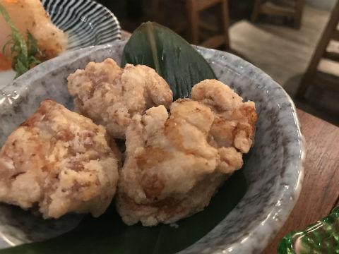 梅田チューハイ35 鶏の唐揚げ
