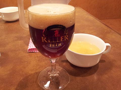 キリンケラーヤマト ランチビール