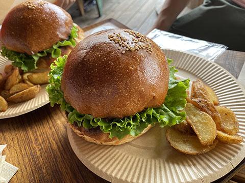 SEAGULL DINER(シーガルダイナー) ハンバーガー